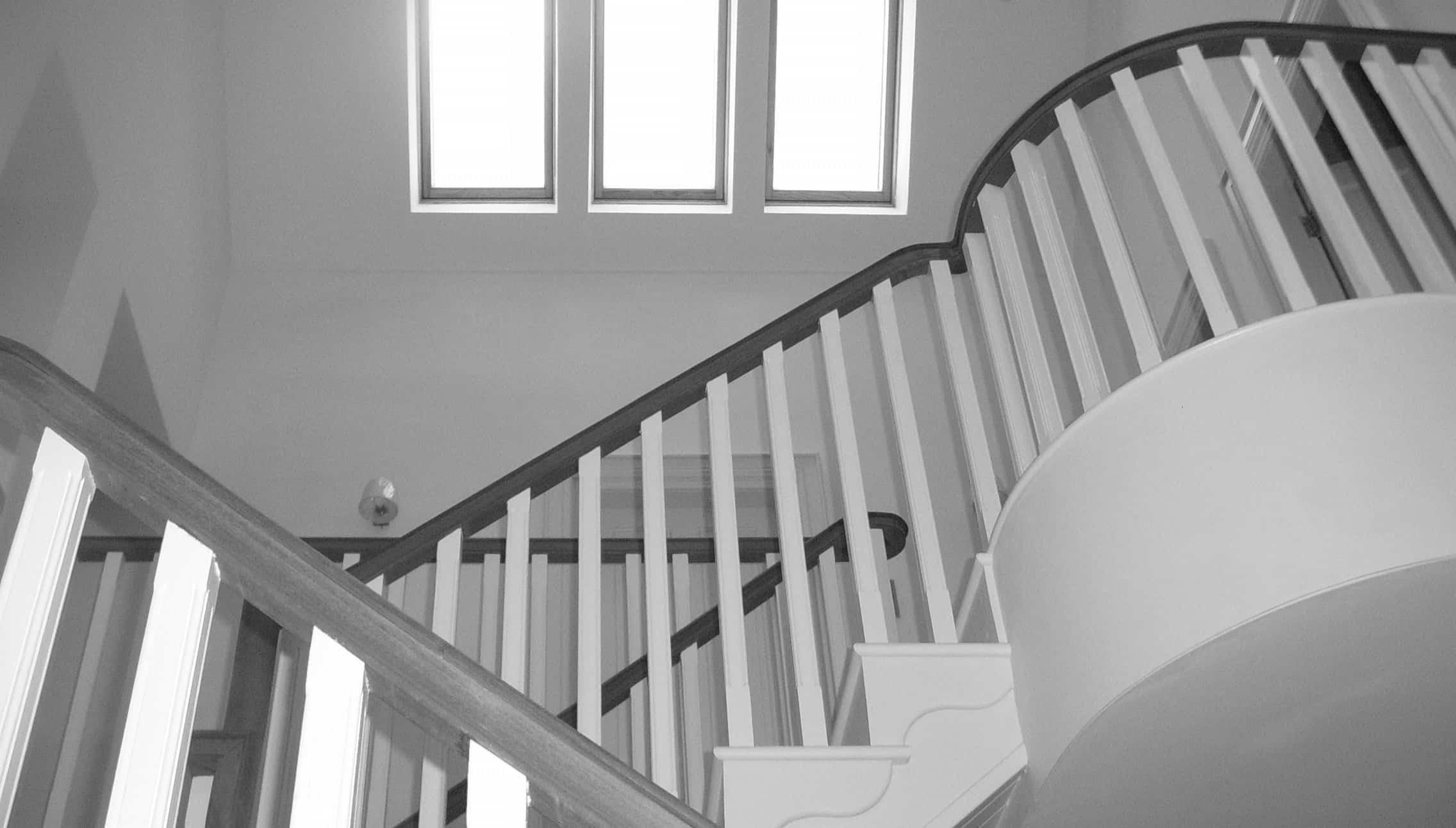 Wilson Dwelling - Internal Stair View