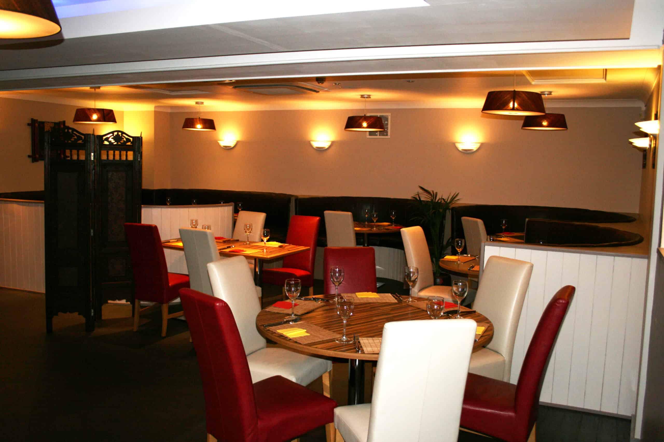 Jackie Huang Restaurant Irvinestown - Rear Lounge