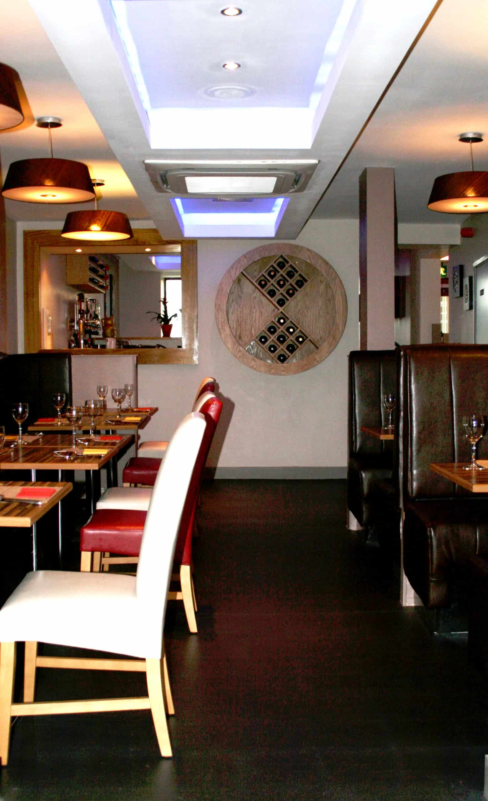 Jackie Huang Restaurant Irvinestown - Lounge Entrance To Couples Entrance