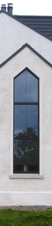 Fitzpatrick Dwelling -Apex Window Elevation