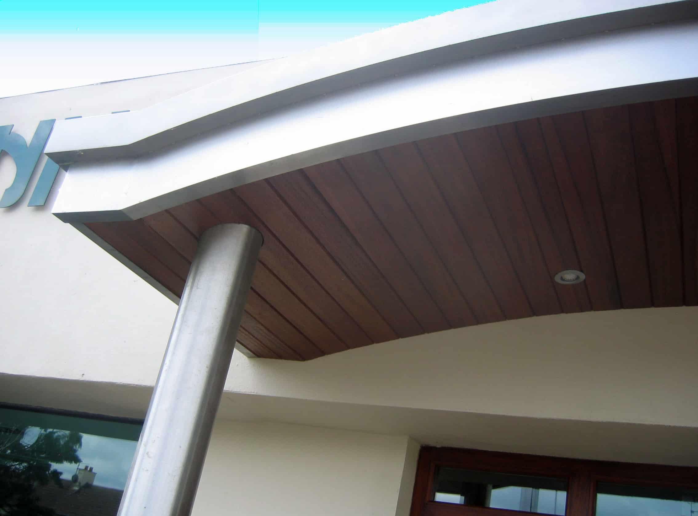 Golden inn Chinese Restaurant Ballymoney - Canopy Detail