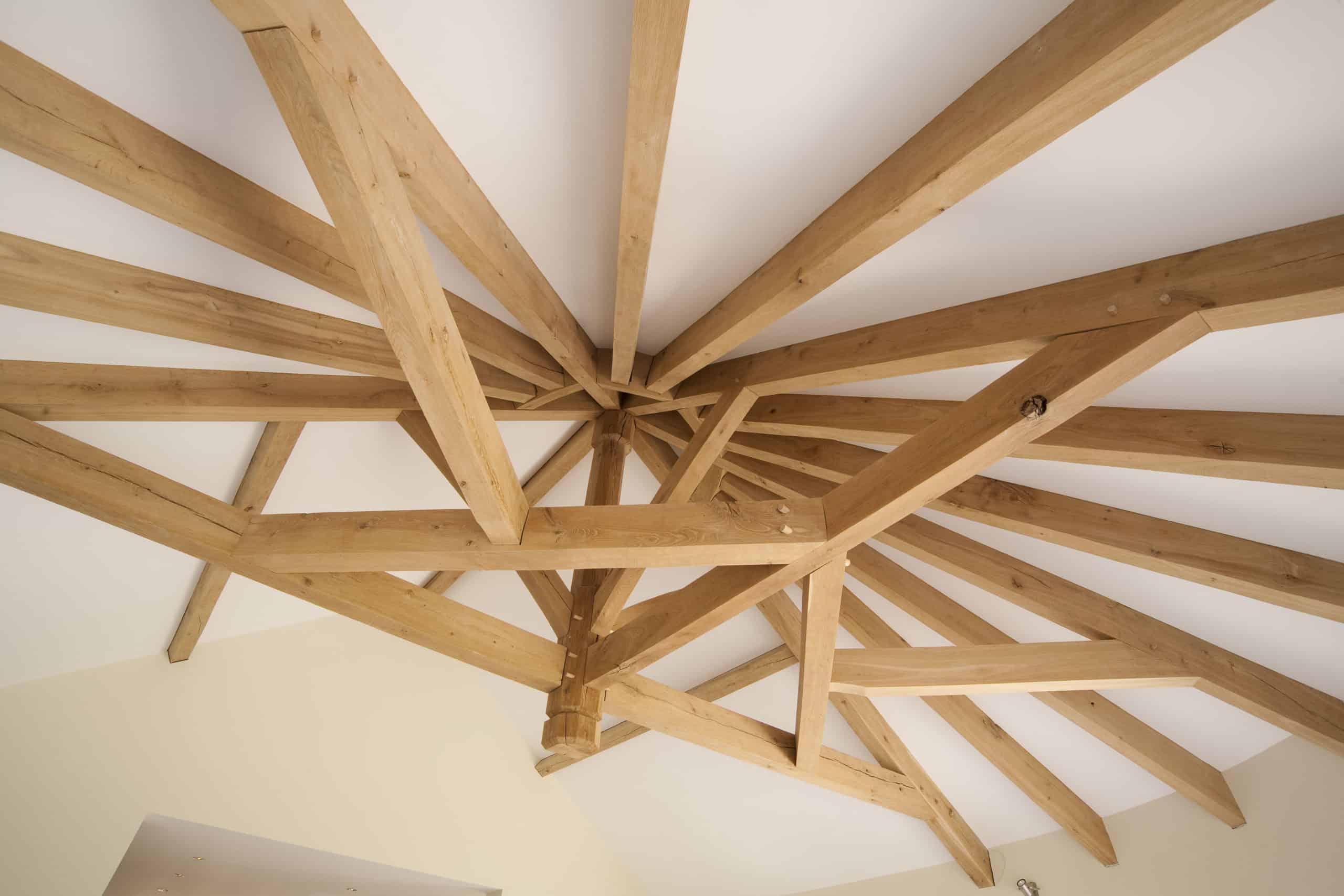 Mullen Extension - Truss Living Room
