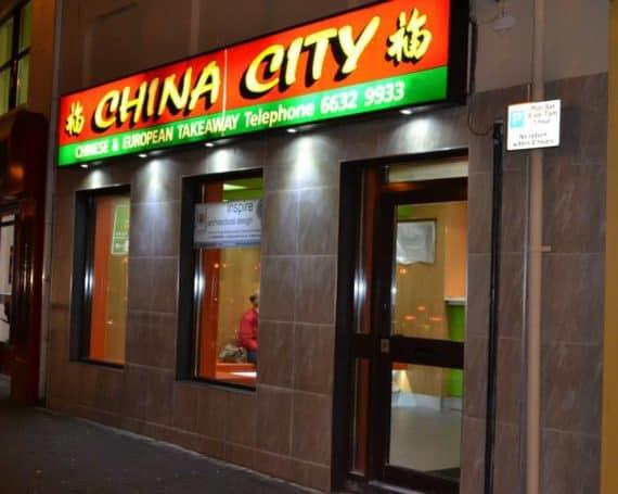 China City Chinese Restaurant - Refurb