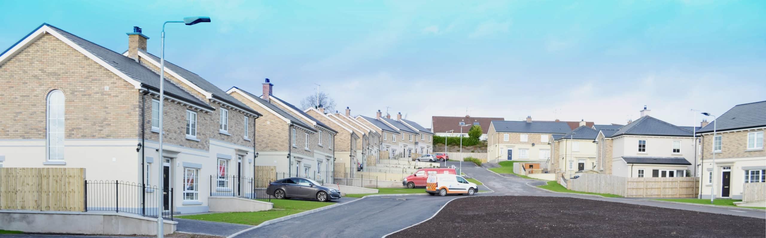 College Park Lane Development Enniskillen