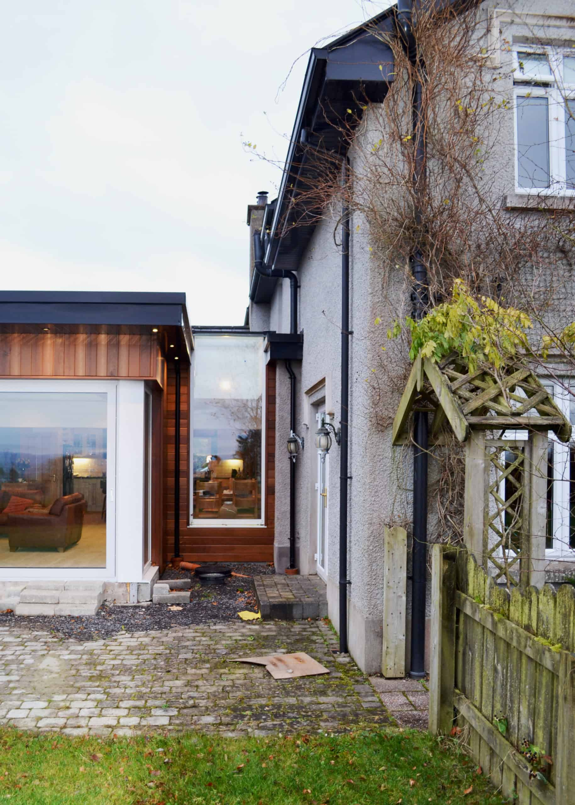 Forster Extension - Feature Window