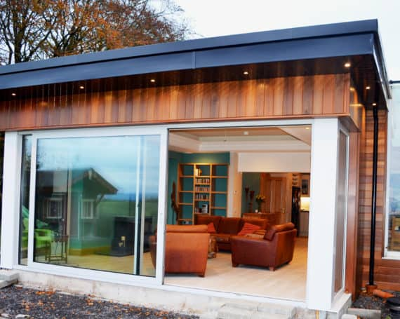 Forster Extension Modern Style Extension