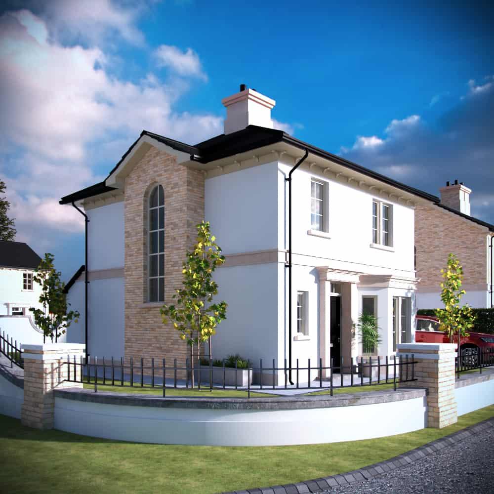 College Park Lane Development Enniskillen - Type A