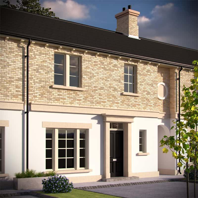 College Park Lane Development Enniskillen - Type B+