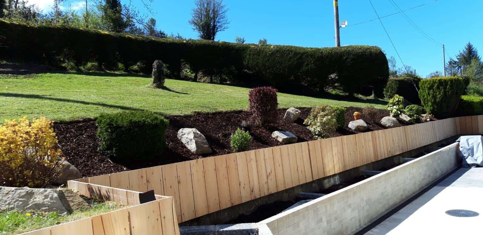 Cullen Dwelling - Rear Garden