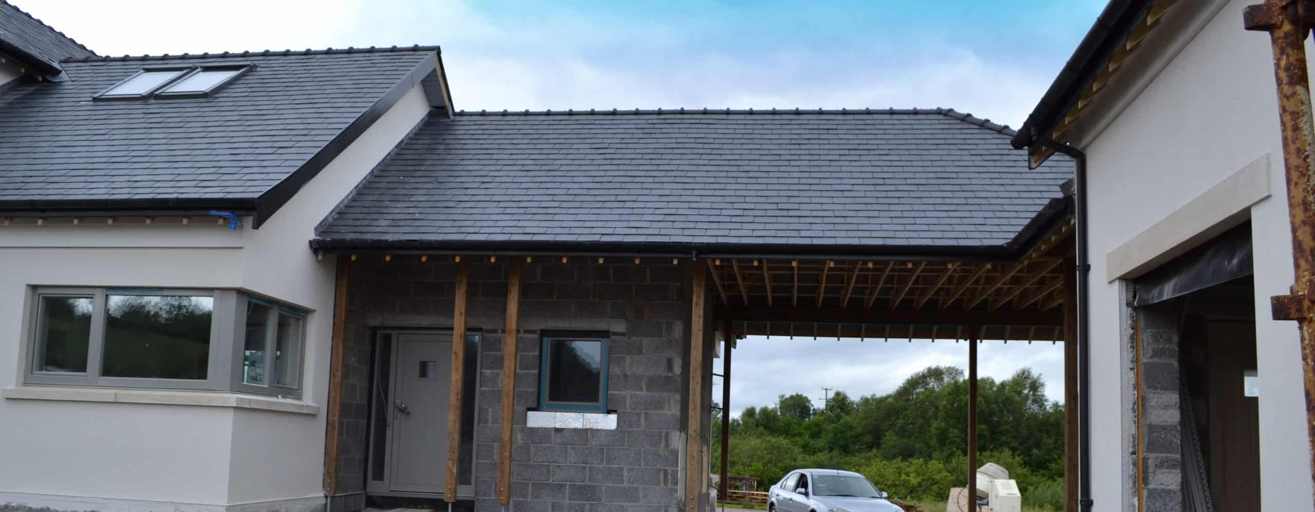 Timoney Dwelling - Under Construction