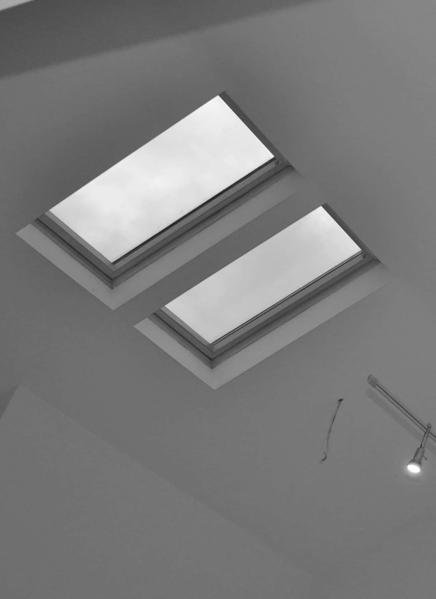 Quigg Dwelling - Roof Windows