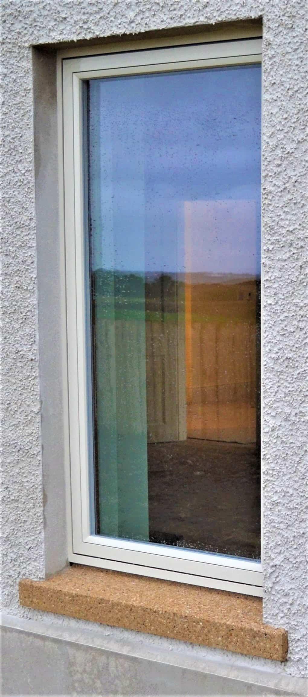 Quigg Dwelling - Timber Window