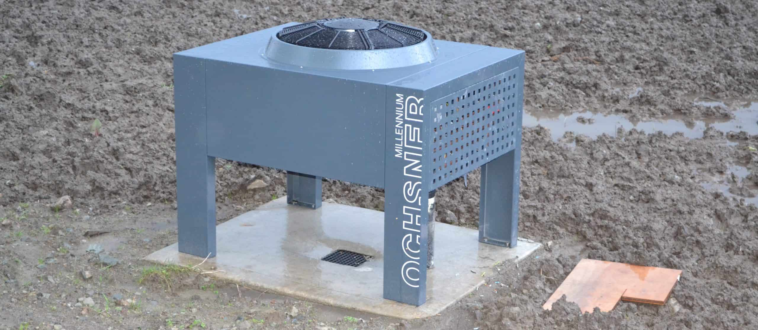 Quigg Dwelling - Heat Pump