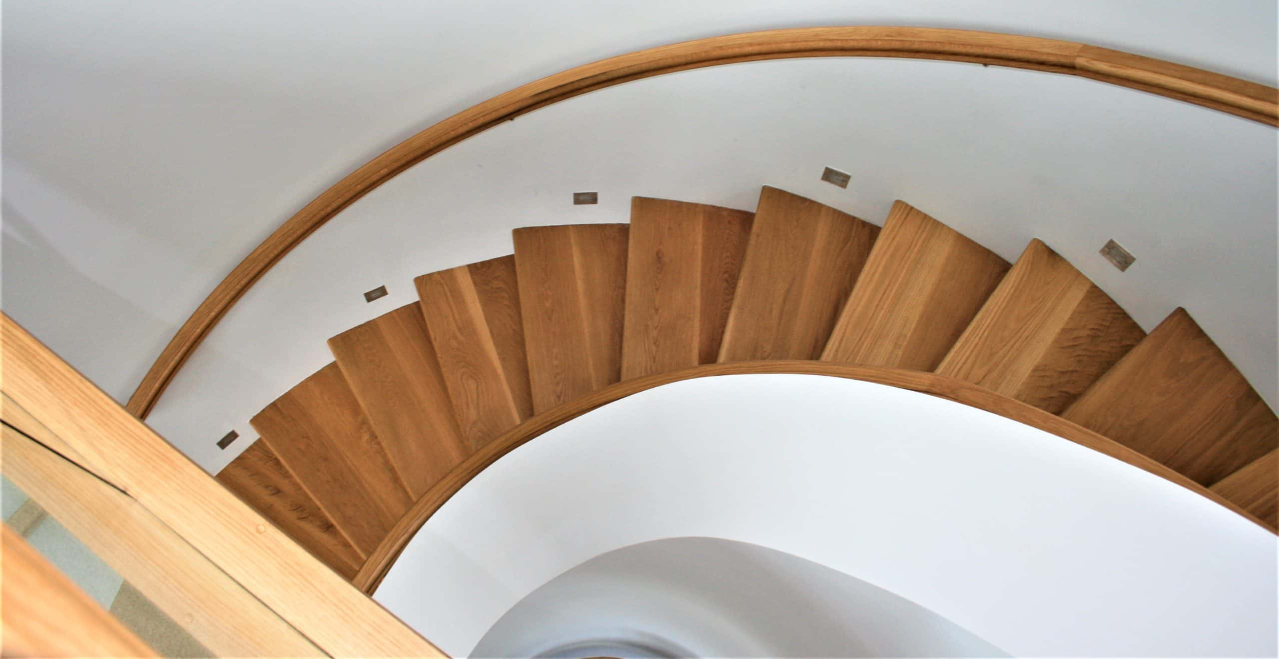 Killmartin - Curved Stairs