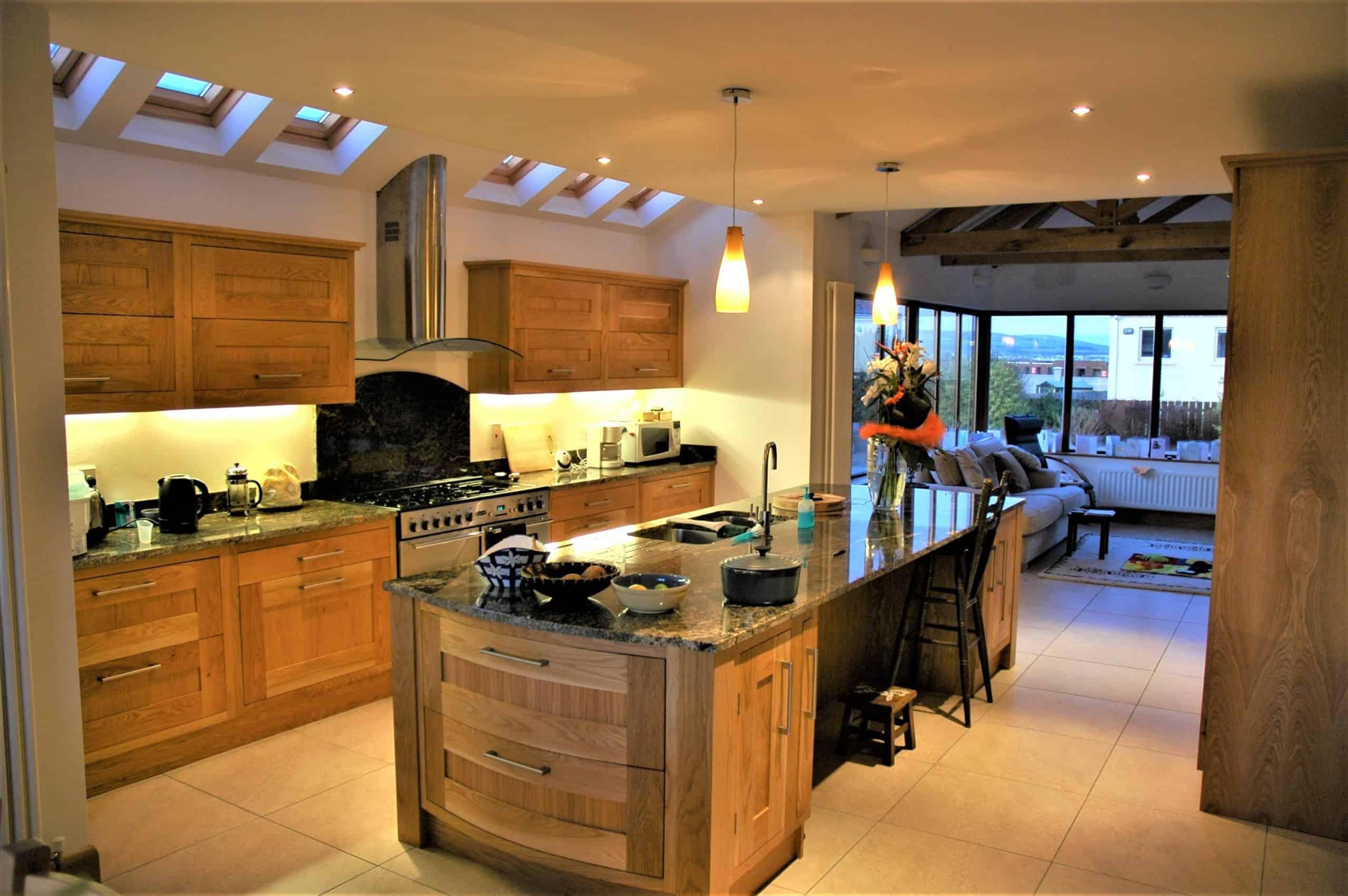 Campbell Dwelling - Kitchen