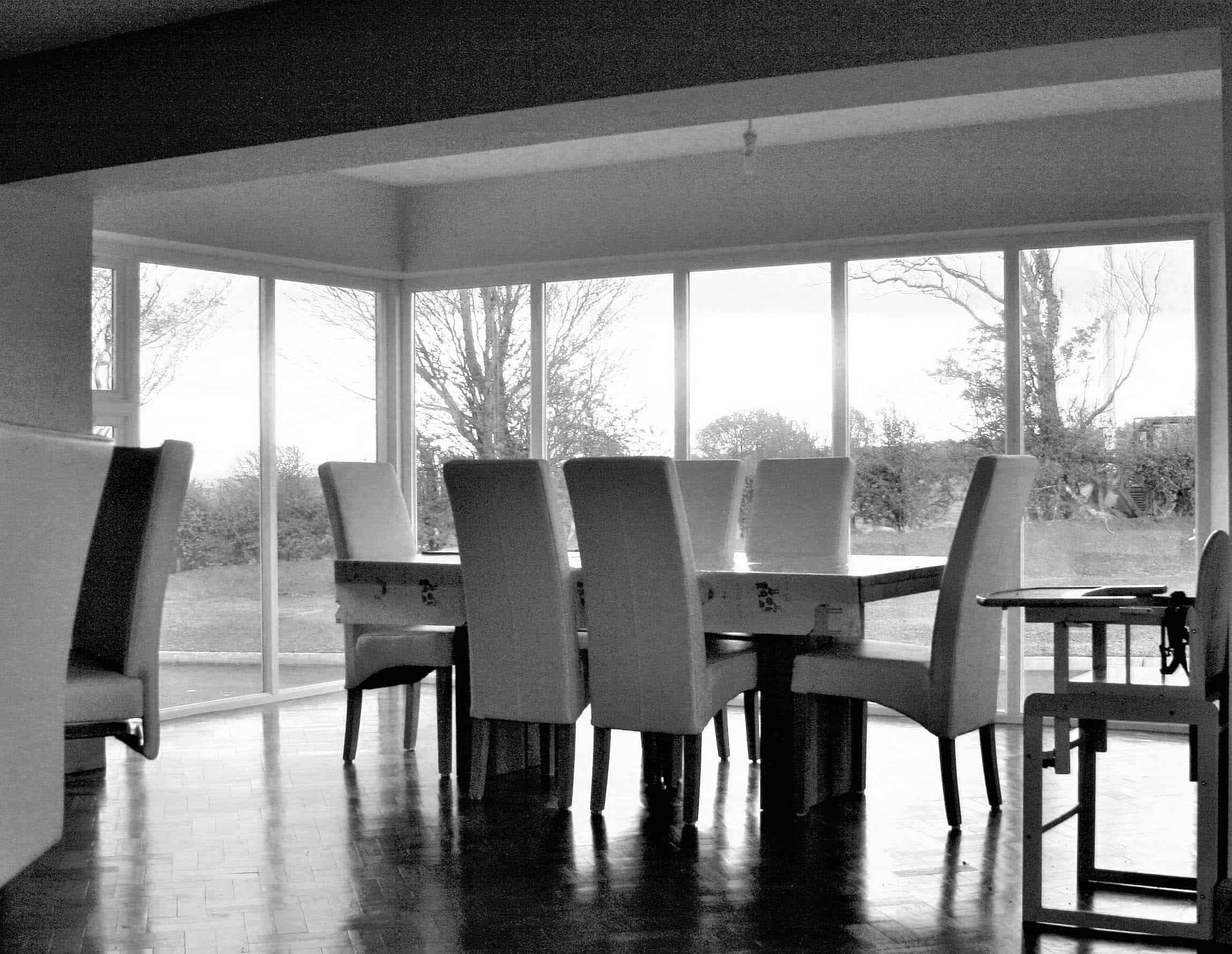 Killmartin - Dining Corner Window