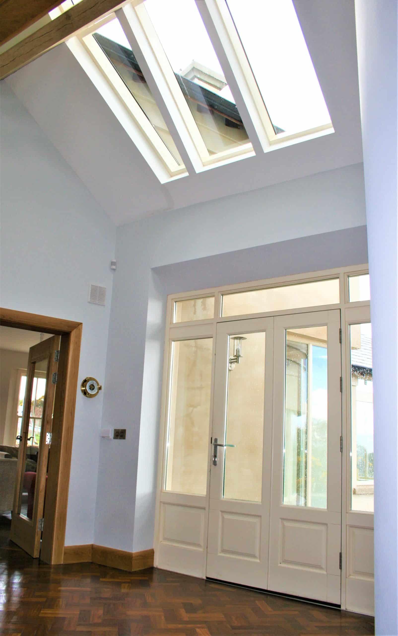 Killmartin - Entrance Door & RoofLight