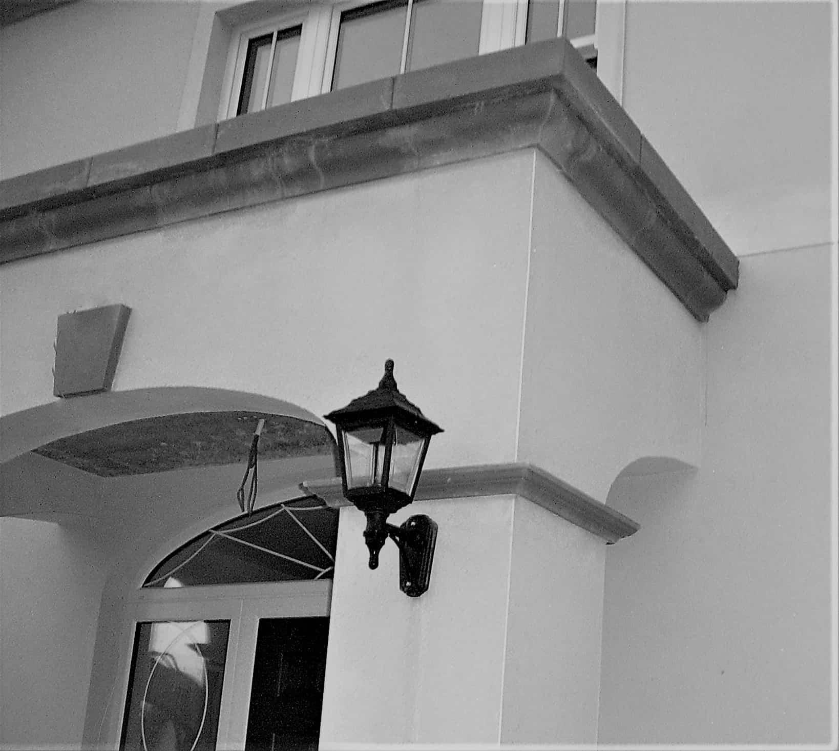Campbell Dwelling - Porch Detail