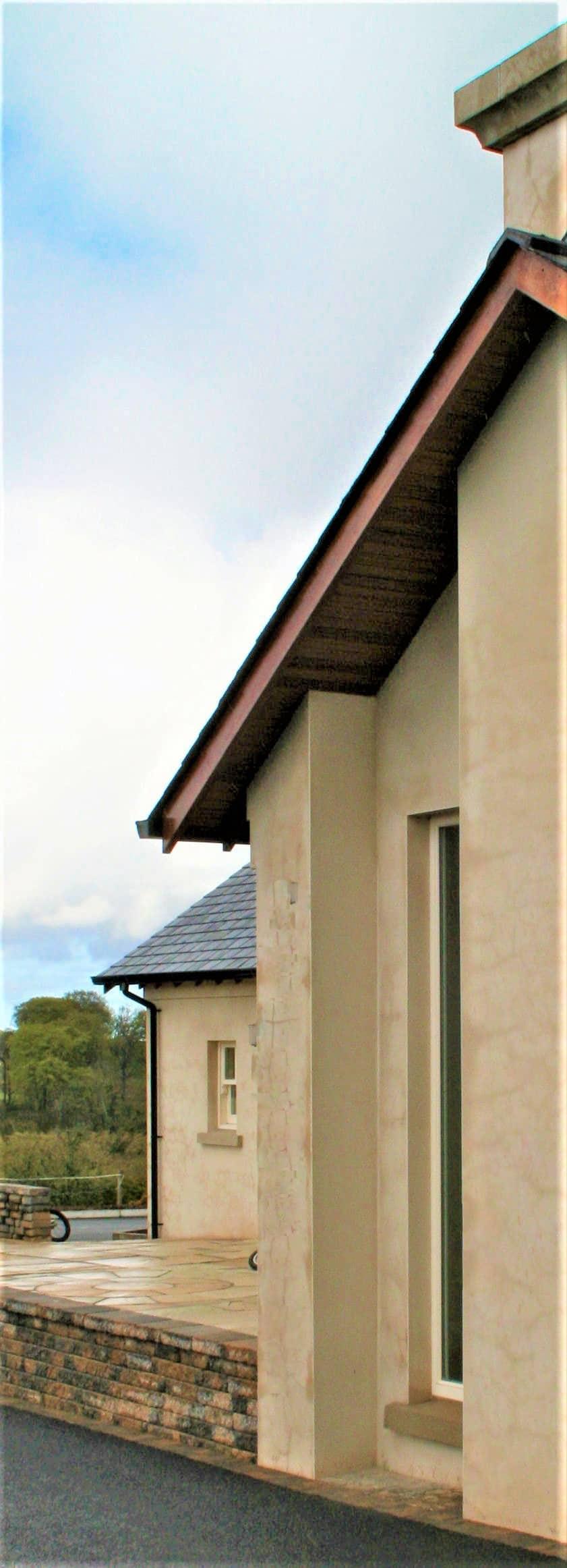 Killmartin - Roof Detailing