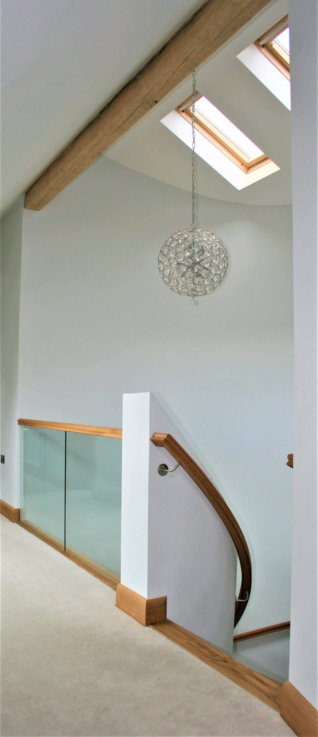 Killmartin - Top of Stairs