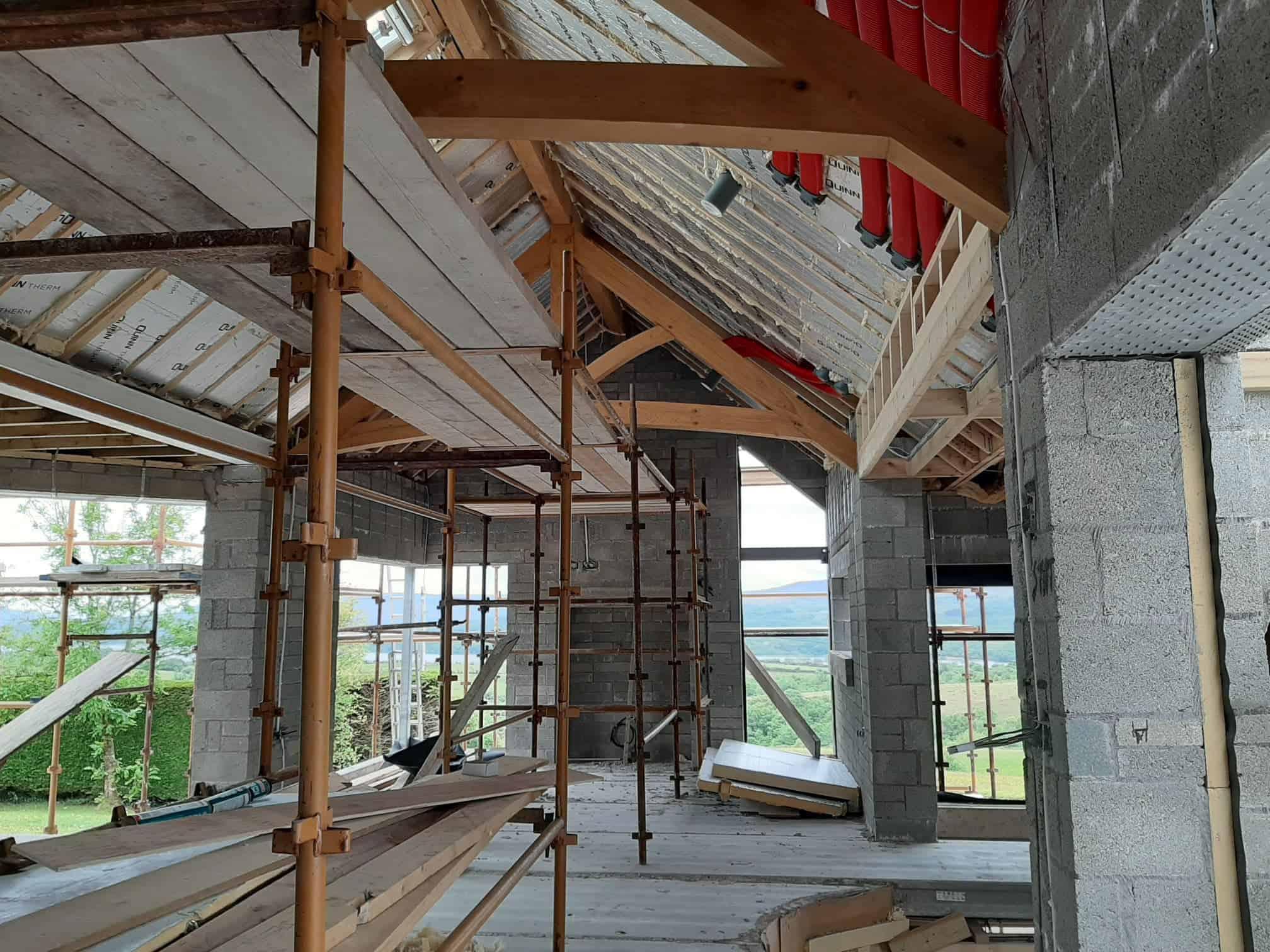 Mc Govern Dwelling - Under Construction