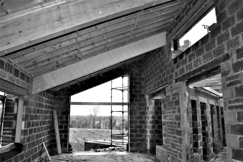 Keown Dwelling - Under Construction