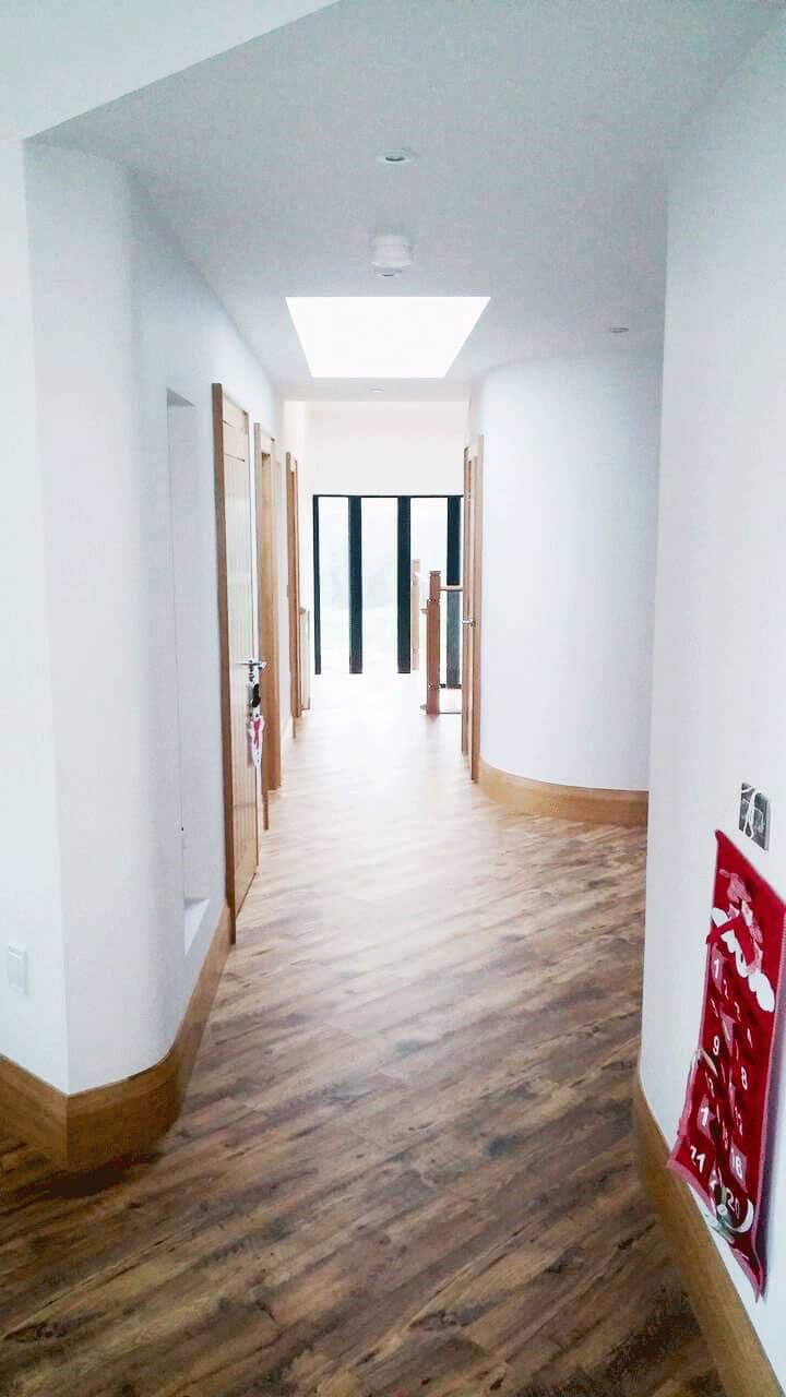 Keown Dwelling - Hallway