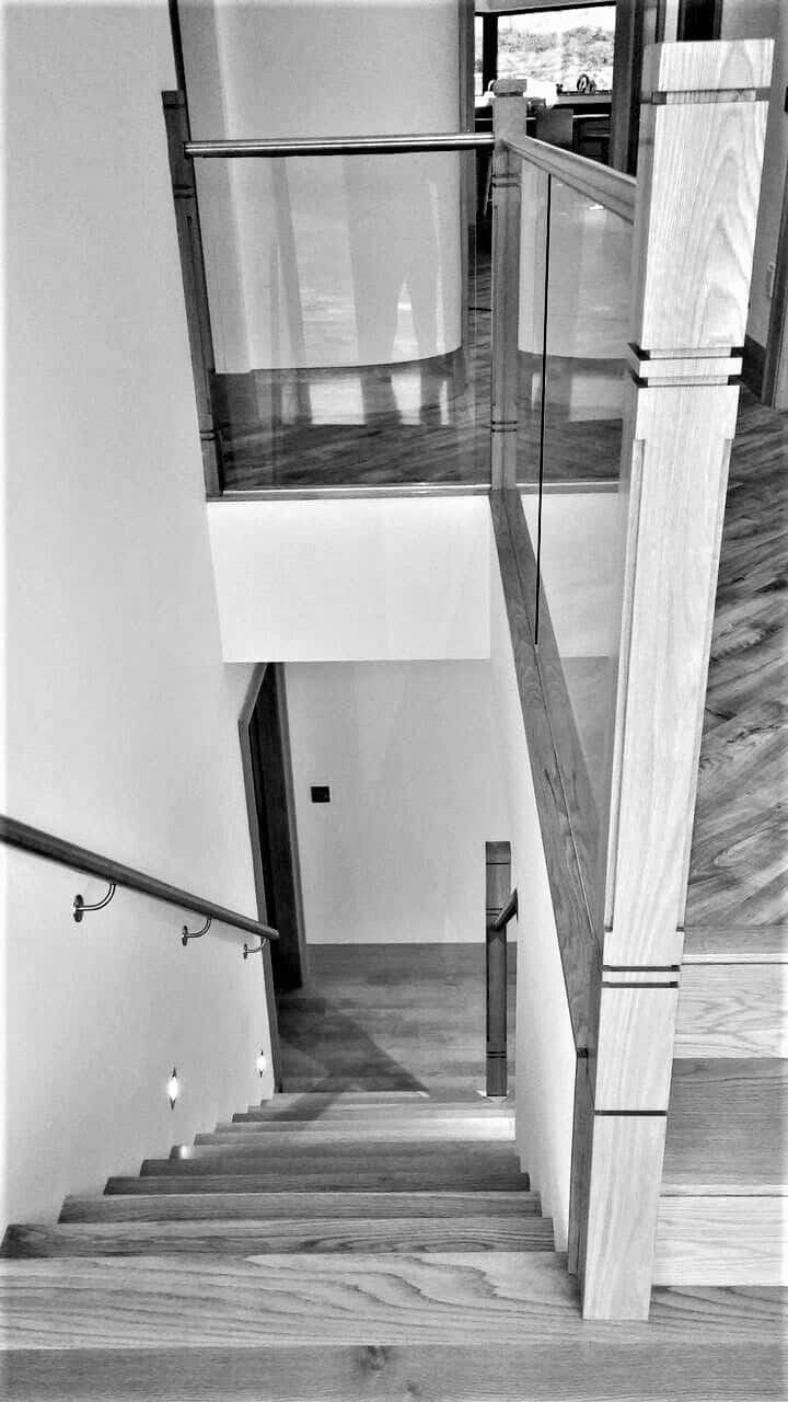 Keown Dwelling - Down Stairs