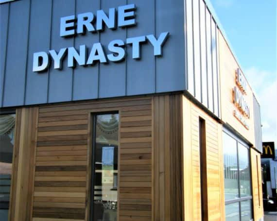 Erne Dynasty Cladding & Signage