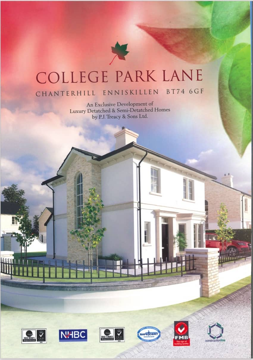 College Park Lane Enniskillen