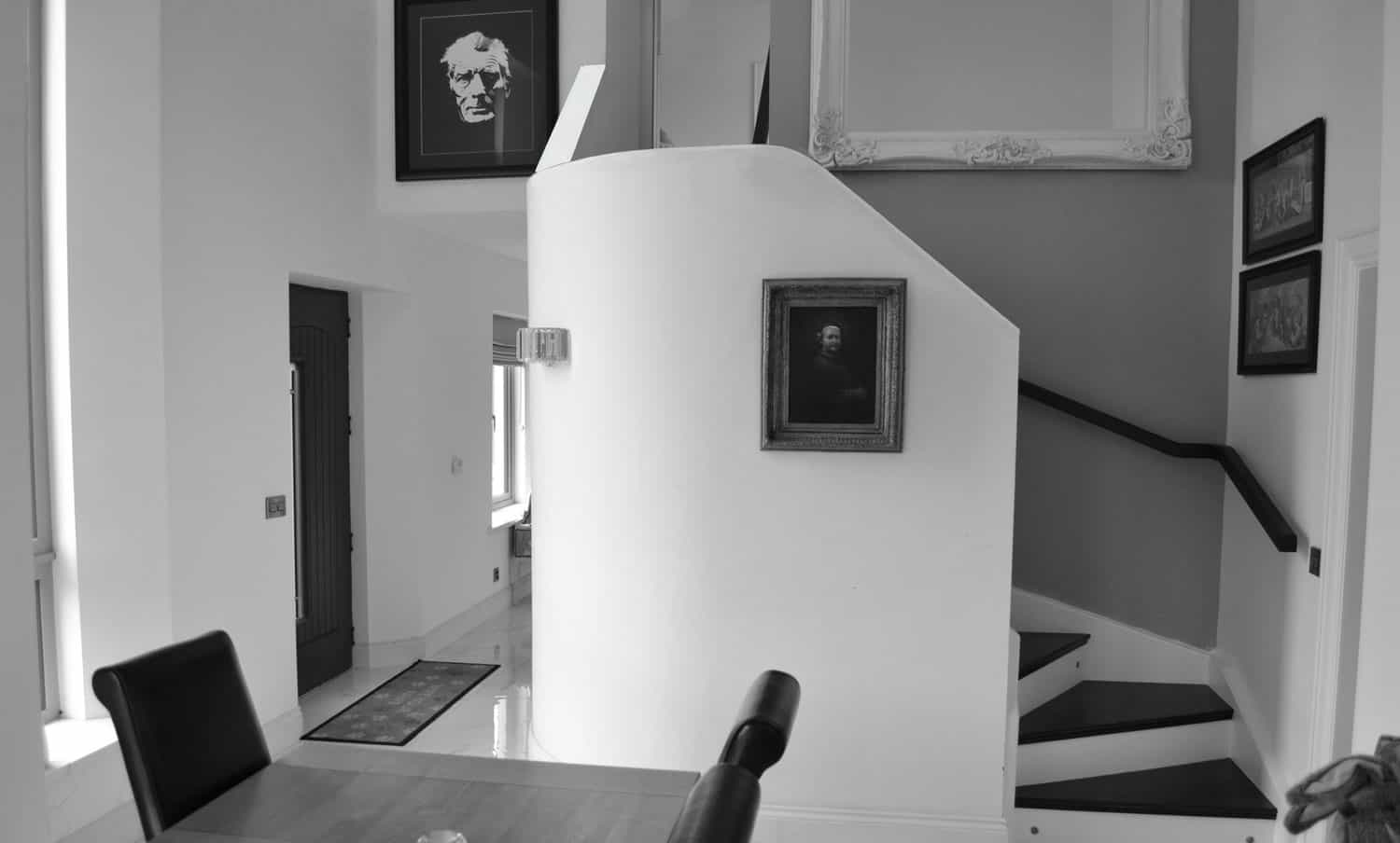 Fleming Dwelling - Feature Concealed Stairs