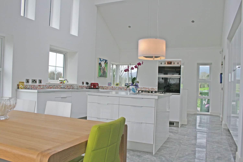 Nagi Dwelling - Internal Kitchen View To Sung