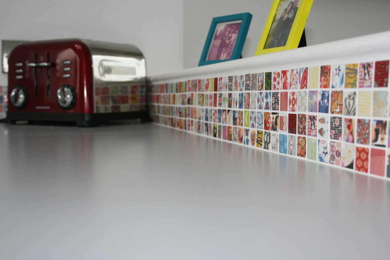 Nagi Dwelling - Internal Shot of Kitchen Tiles