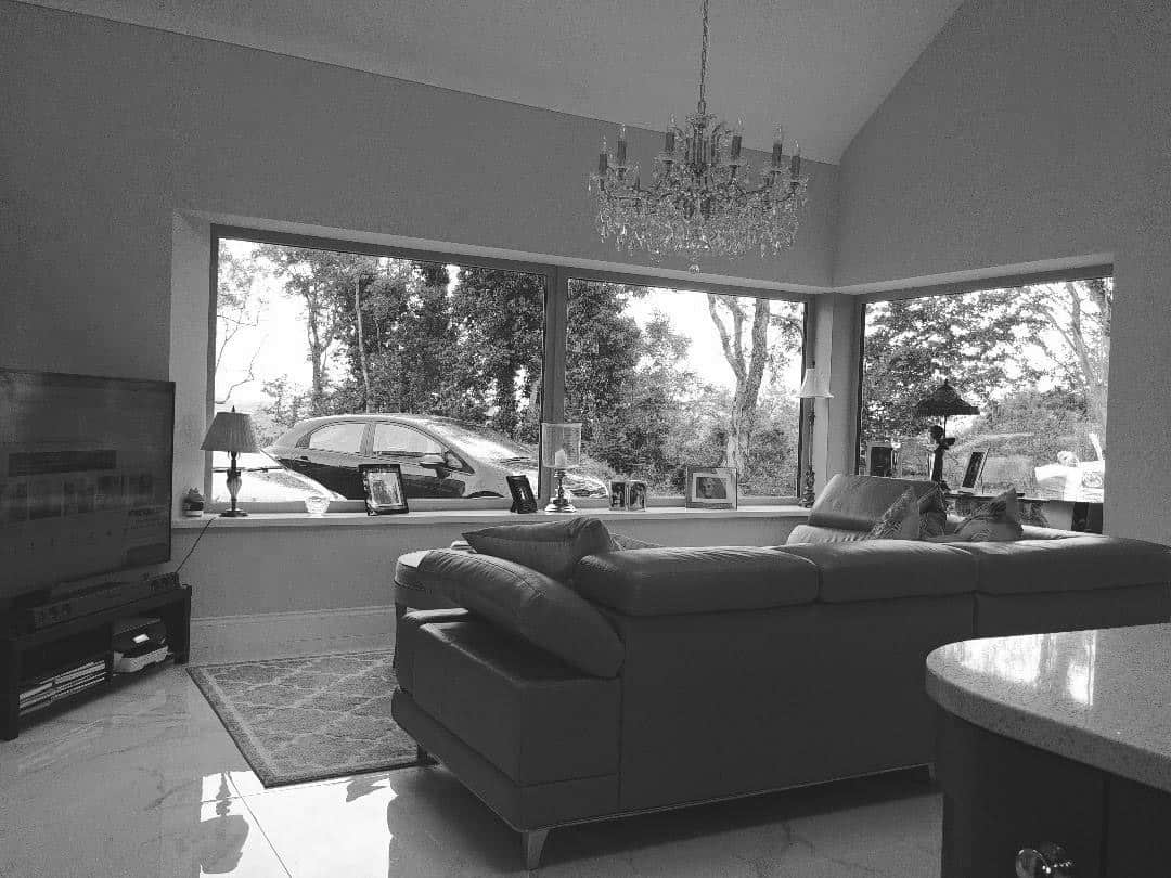 Fleming Dwelling - Large Feature Corner Window In Kitchen Sitting Area