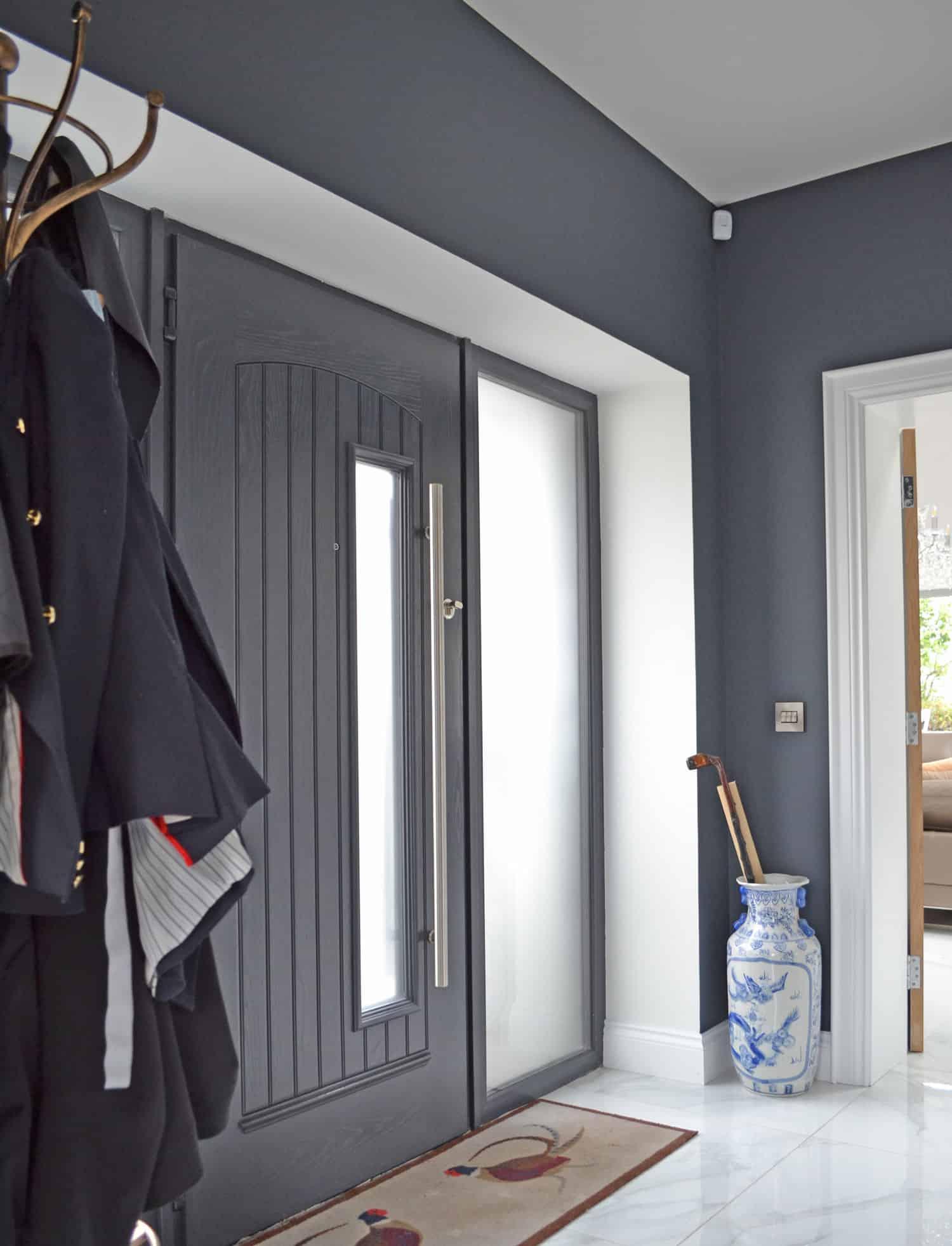 Fleming Dwelling - Rear Porch Composite Entrance Door