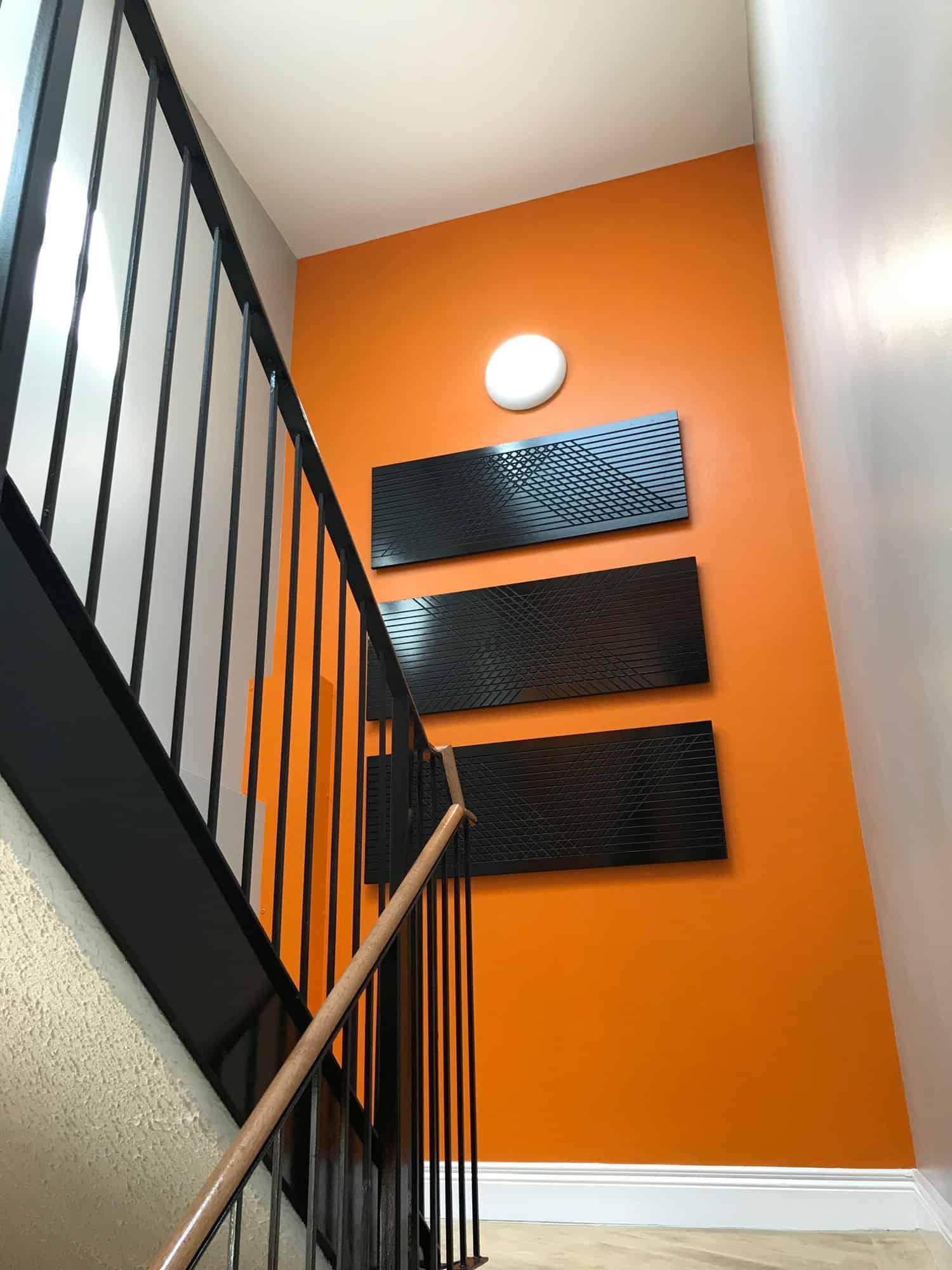 Refurb of Access/Escape Stairs Enniskillen