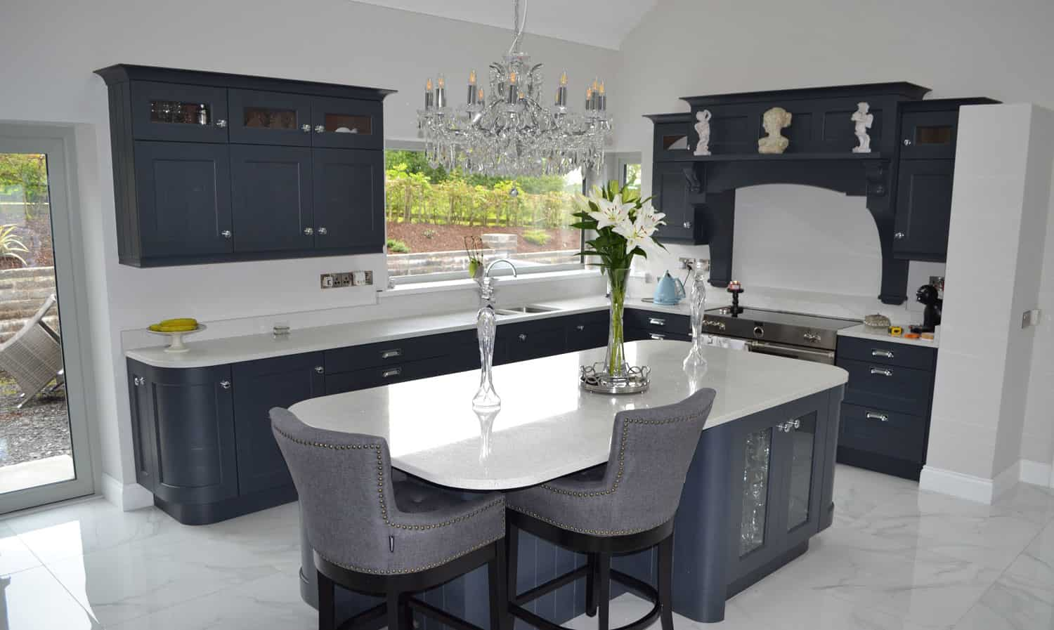 Fleming Dwelling - Traditional Styled Kitchen By Dunlops