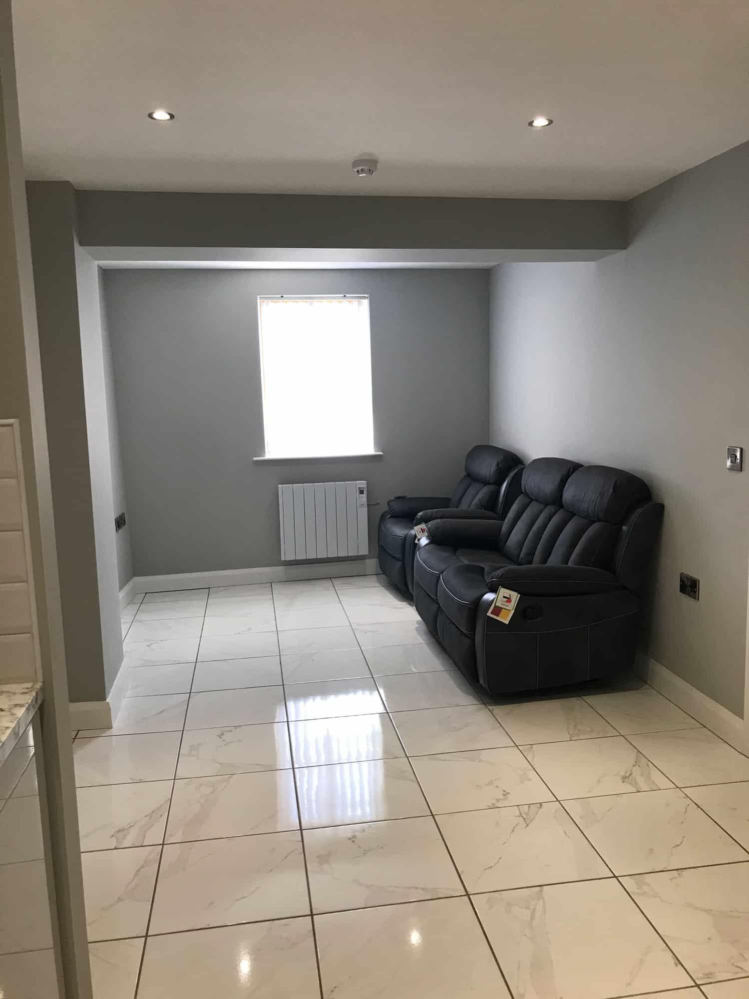 Typical Apartment Sitting Area Enniskillen